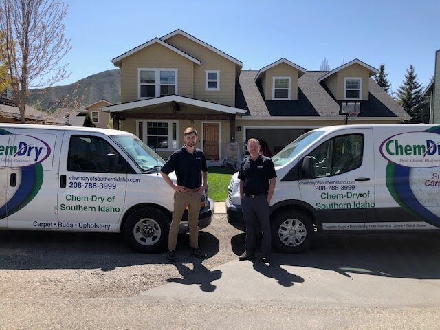 carpet cleaning in Hailey